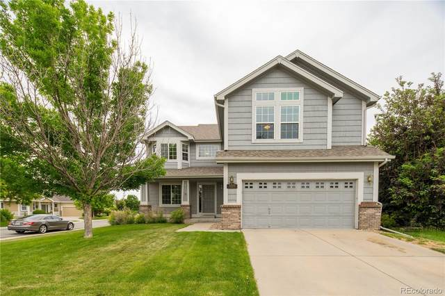 7480 W Chenango Place, Littleton, CO 80123 (#6696308) :: Keller Williams Action Realty LLC