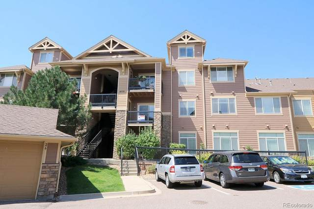 8779 S Kipling Way #203, Littleton, CO 80127 (#6696425) :: Compass Colorado Realty