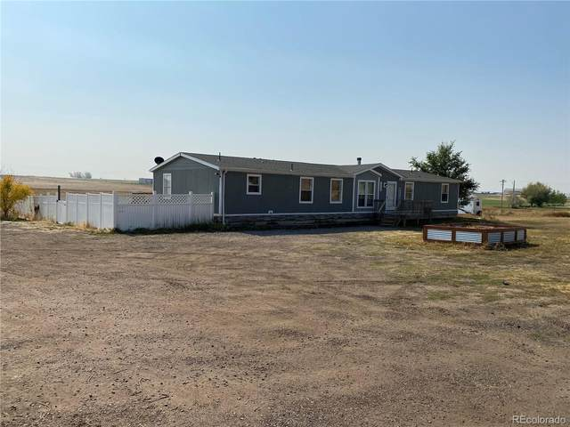 14080 County Road 22, Fort Lupton, CO 80621 (MLS #6696430) :: 8z Real Estate