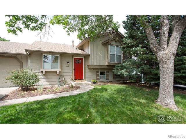 661 W Mulberry Street, Louisville, CO 80027 (#6696468) :: The Harling Team @ HomeSmart