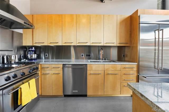1610 Little Raven Street Ph10, Denver, CO 80202 (MLS #6696558) :: 8z Real Estate