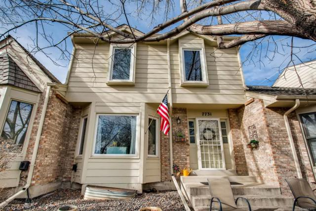 7731 S Cove Circle, Centennial, CO 80122 (MLS #6696738) :: 8z Real Estate