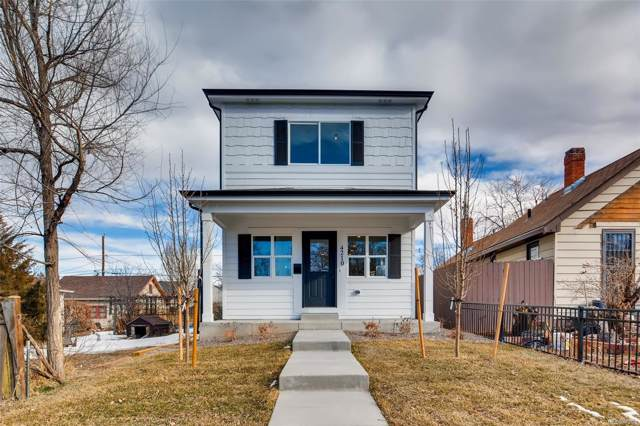 4210 S Delaware Street, Englewood, CO 80110 (#6697090) :: The Griffith Home Team