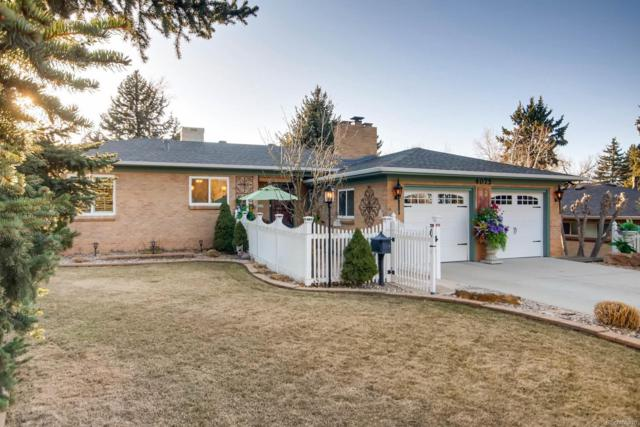 4075 Carr Street, Wheat Ridge, CO 80033 (#6697140) :: The Peak Properties Group