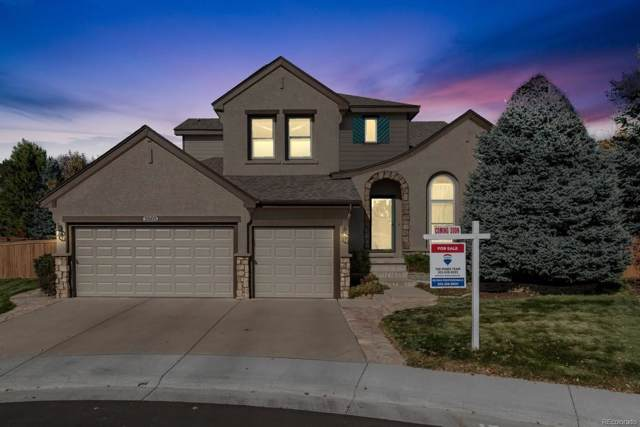 2805 Canyon Crest Lane, Highlands Ranch, CO 80126 (#6697319) :: The DeGrood Team