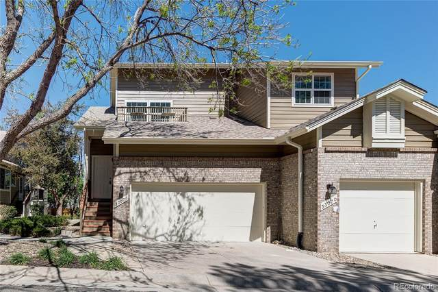 3307 W 114th Circle E, Westminster, CO 80031 (#6697515) :: Briggs American Properties