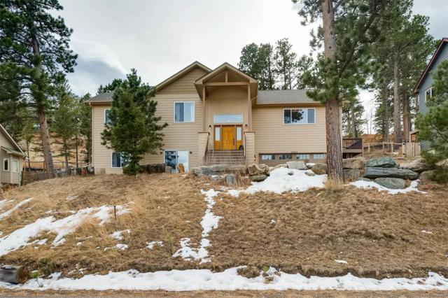 30914 American Parkway, Evergreen, CO 80439 (#6697678) :: The Peak Properties Group