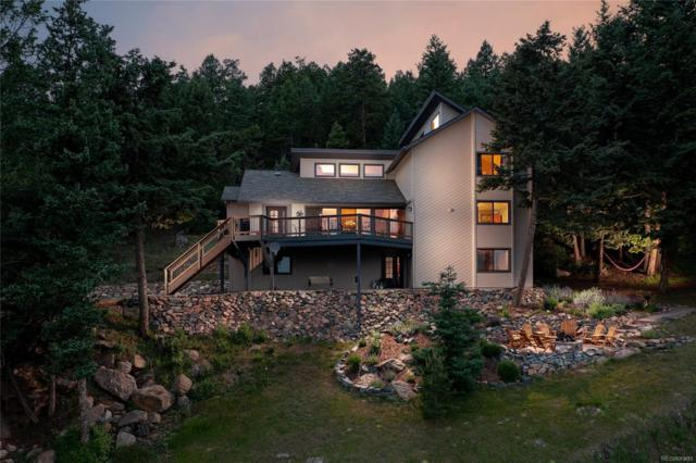 4953 Snowberry Lane, Evergreen, CO 80439 (#6697699) :: The Pete Cook Home Group