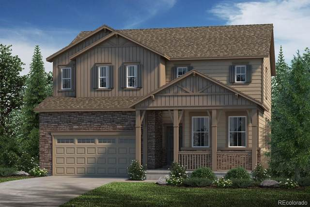 6250 Saddle Bow Avenue, Parker, CO 80134 (#6698165) :: Compass Colorado Realty