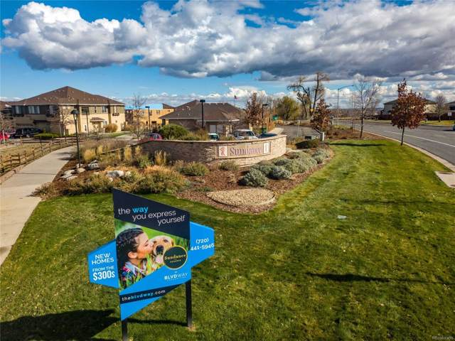 885 E 98th Avenue #1005, Thornton, CO 80229 (MLS #6698283) :: 8z Real Estate