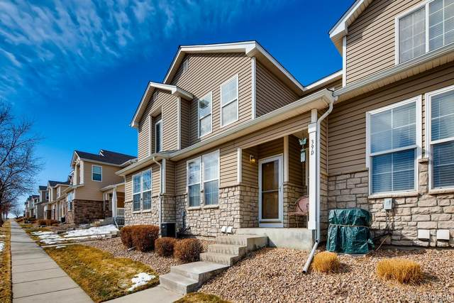 9758 Laredo Street 39D, Commerce City, CO 80022 (#6698565) :: My Home Team