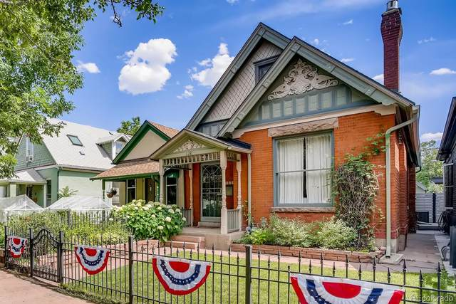 128 W Cedar Avenue, Denver, CO 80223 (#6698655) :: James Crocker Team