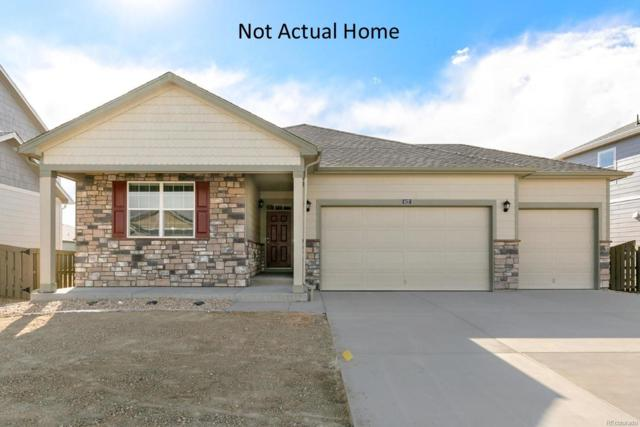 321 Jay Avenue, Severance, CO 80550 (MLS #6699250) :: 8z Real Estate