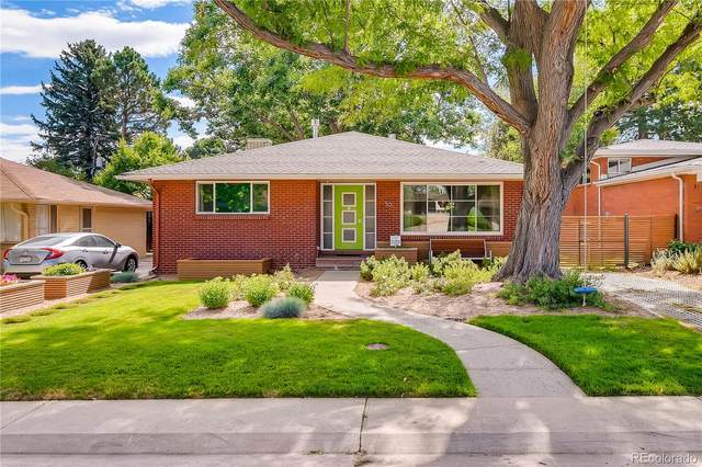 50 S Glencoe Street, Denver, CO 80246 (MLS #6699546) :: 8z Real Estate