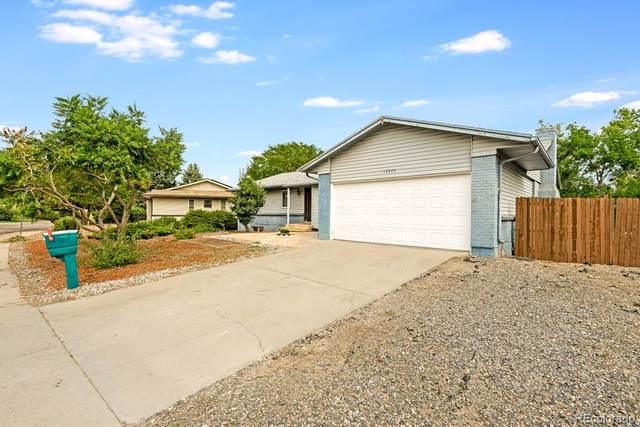 12972 W Louisiana Avenue, Lakewood, CO 80228 (#6699576) :: The Gilbert Group