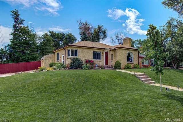 1696 Pontiac Street, Denver, CO 80220 (#6699670) :: Wisdom Real Estate