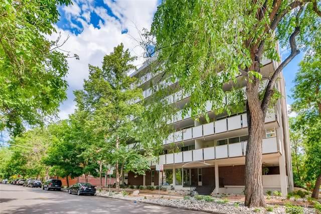 1090 N Lafayette Street #703, Denver, CO 80218 (#6700110) :: HomeSmart Realty Group