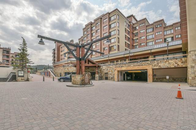 535 S Park Avenue #225, Breckenridge, CO 80424 (#6700403) :: Sultan Newman Group
