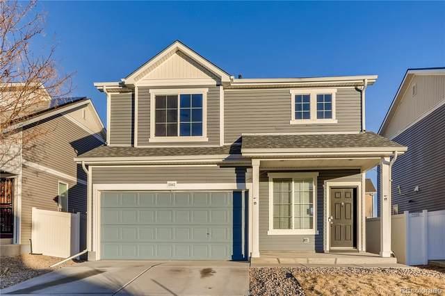 5562 Kirk Street, Denver, CO 80249 (#6700954) :: Stephanie Fryncko | Keller Williams Integrity