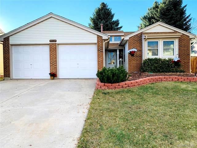 7039 S Flower Court, Littleton, CO 80128 (MLS #6700960) :: 8z Real Estate