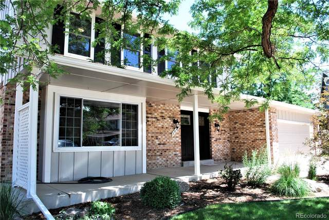 7882 S Monaco Court, Centennial, CO 80112 (#6701174) :: Bring Home Denver with Keller Williams Downtown Realty LLC
