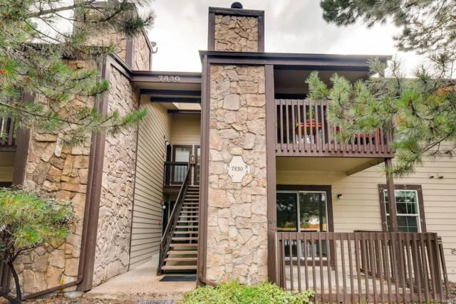 7830 W 87th Drive J, Arvada, CO 80005 (#6701401) :: Sellstate Realty Pros