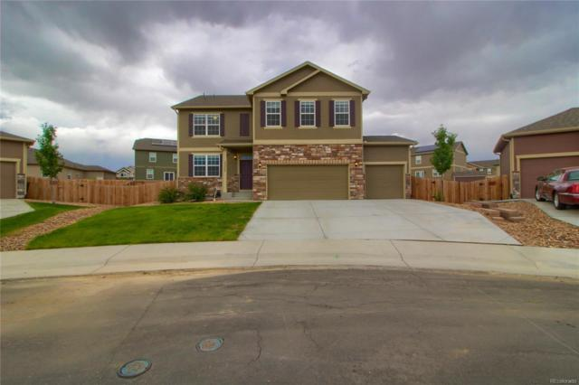 2235 Coyote Creek Drive, Fort Lupton, CO 80621 (#6701666) :: The Griffith Home Team