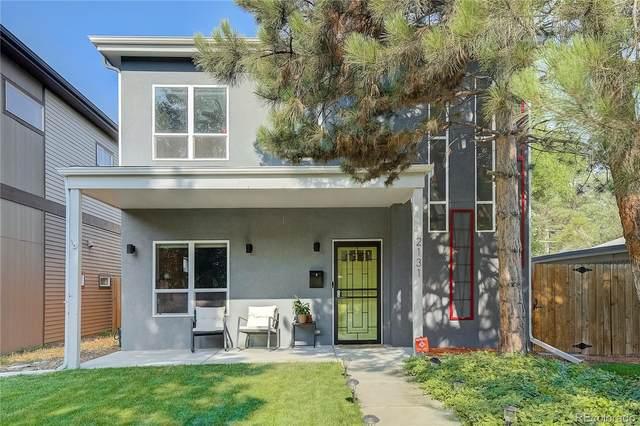 2131 S Lafayette Street, Denver, CO 80210 (#6701734) :: The HomeSmiths Team - Keller Williams