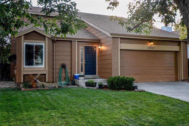 9282 W 98th Way, Westminster, CO 80021 (#6701991) :: The Galo Garrido Group