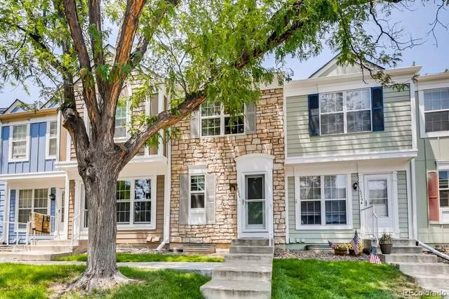 10851 W Dartmouth Avenue, Lakewood, CO 80227 (#6702463) :: THE SIMPLE LIFE, Brokered by eXp Realty