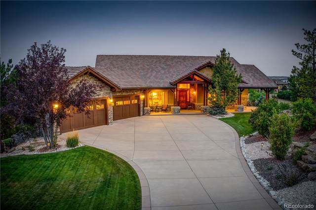 5008 Raintree Circle, Parker, CO 80134 (#6702841) :: The Margolis Team
