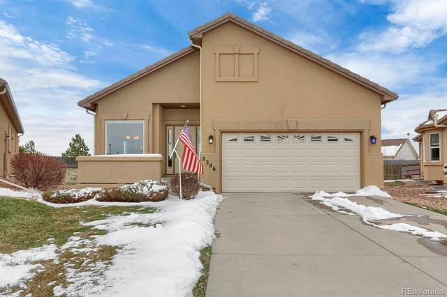 2306 Creek Valley Circle, Monument, CO 80132 (#6703015) :: Wisdom Real Estate
