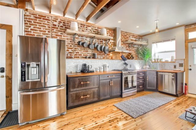 610 N Logan Street #14, Denver, CO 80203 (#6703060) :: 5281 Exclusive Homes Realty
