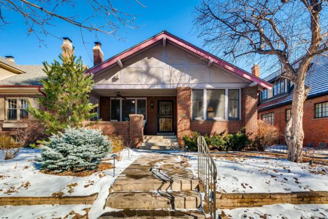 730 Cook Street, Denver, CO 80206 (#6703137) :: The Griffith Home Team