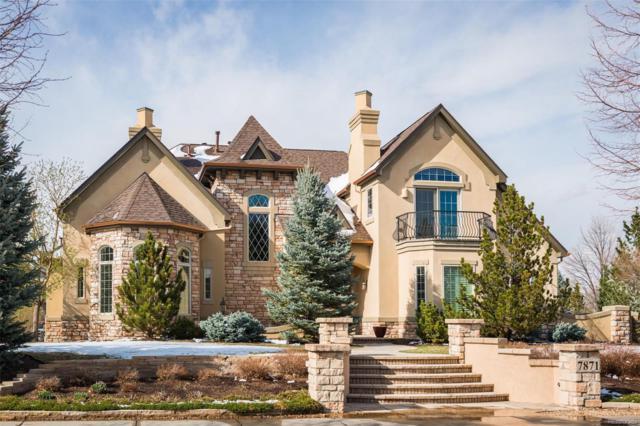 7871 E 6th Avenue, Denver, CO 80230 (#6703488) :: 5281 Exclusive Homes Realty