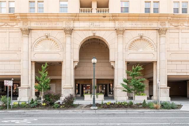 300 W 11th Avenue 10E, Denver, CO 80204 (MLS #6703655) :: Bliss Realty Group
