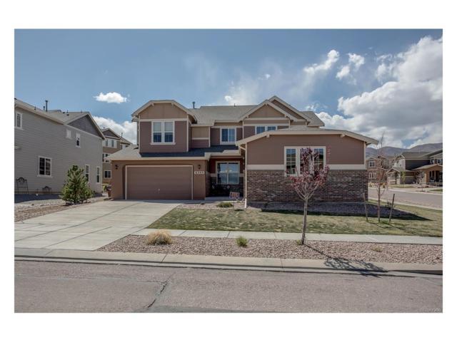6380 Winter Haven Drive, Colorado Springs, CO 80919 (MLS #6703734) :: 8z Real Estate