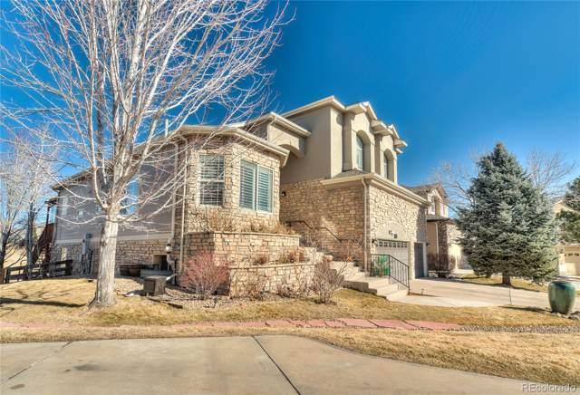 8505 S Newcombe Court, Littleton, CO 80127 (MLS #6703961) :: 8z Real Estate