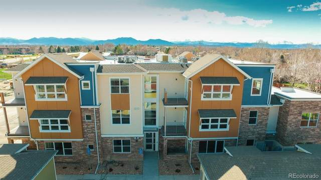 190 S Cherrywood Drive #302, Lafayette, CO 80026 (#6704464) :: Briggs American Properties