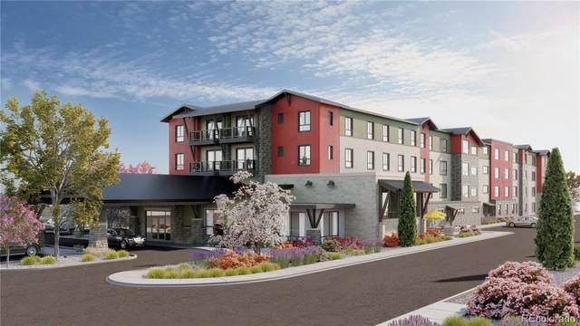 12983 W Ida Avenue 202 (C3), Littleton, CO 80127 (#6704708) :: The Griffith Home Team