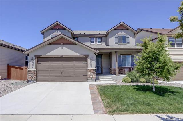 667 W 169th Place, Broomfield, CO 80023 (#6705257) :: Re/Max Structure