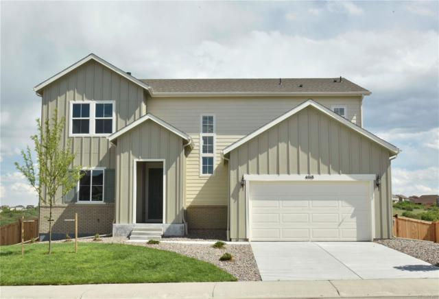 4018 Spanish Oaks Court, Castle Rock, CO 80108 (#6705304) :: The Pete Cook Home Group
