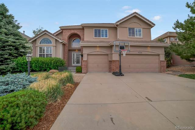 9640 E Aspen Hill Circle, Lone Tree, CO 80124 (#6705316) :: Bring Home Denver with Keller Williams Downtown Realty LLC
