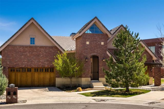 12 Sommerset Circle, Greenwood Village, CO 80111 (#6705350) :: House Hunters Colorado