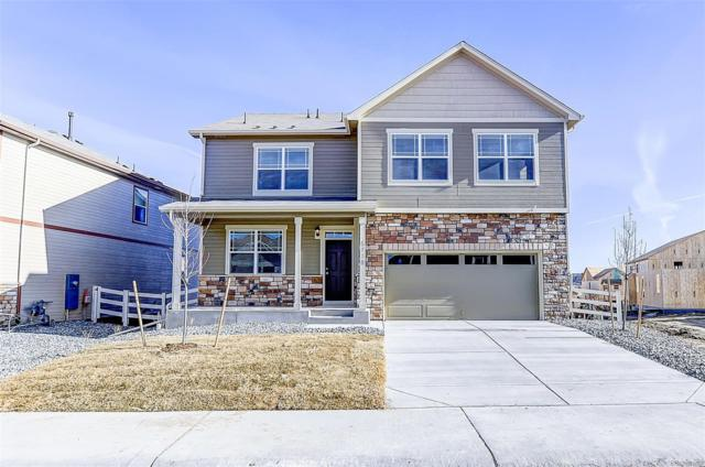 6011 High Timber Circle, Castle Rock, CO 80104 (MLS #6705708) :: Kittle Real Estate