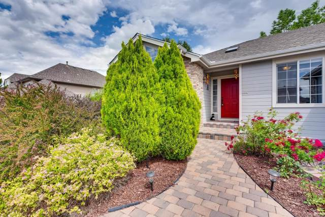 10650 Clarke Farms Drive, Parker, CO 80134 (#6706225) :: The DeGrood Team