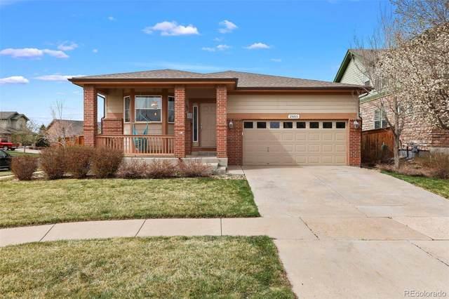 25015 E 4th Place, Aurora, CO 80018 (#6706308) :: Wisdom Real Estate