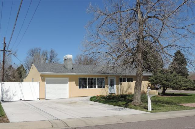 895 Lee Street, Lakewood, CO 80215 (#6706406) :: The HomeSmiths Team - Keller Williams