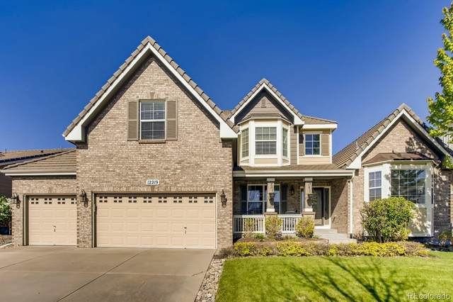 12219 S Grass River Trail, Parker, CO 80134 (#6706499) :: Finch & Gable Real Estate Co.