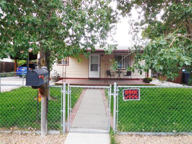7496 Krameria Drive, Commerce City, CO 80022 (MLS #6706741) :: 8z Real Estate